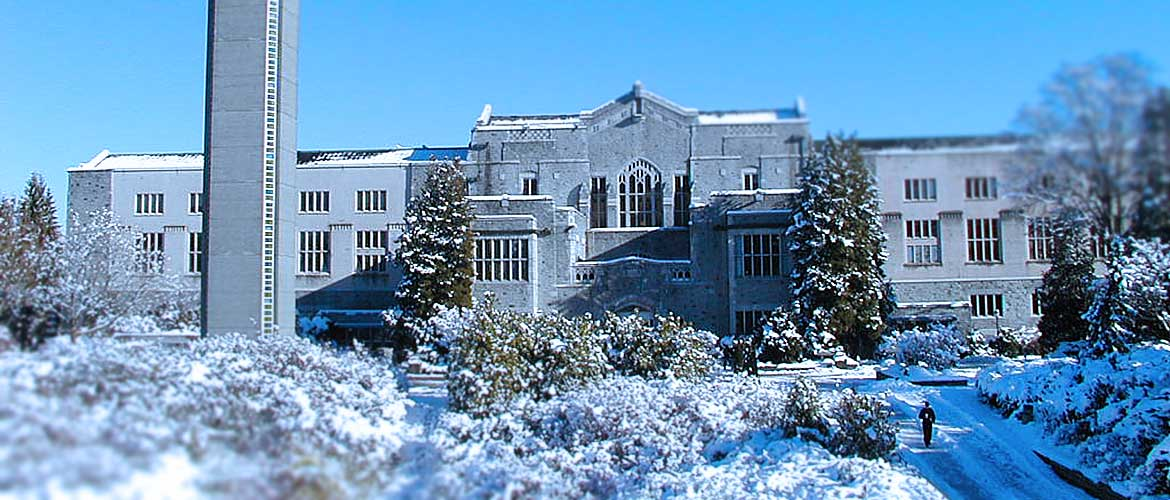 UBC-campus-Winter